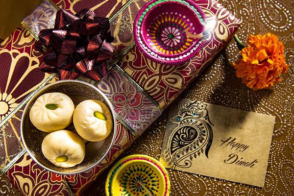باقة احتفالات ديوالي من فندق تلال ليوا