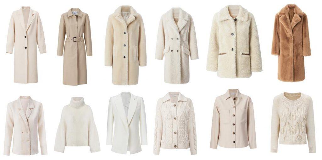 ملابس النهار من مجموعة MANGO لخريف وشتاء 2018