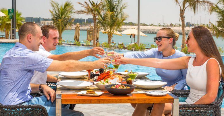 أميريكان كانتري برانش من مطعم نهام في أبوظبي