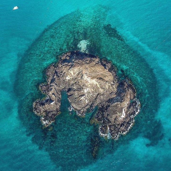 جزيرة سنوبي Snoopy Island