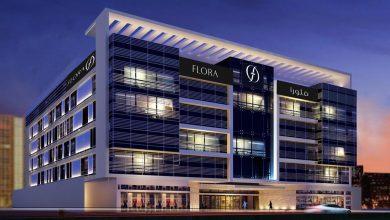 صورة نظرة على فندق فلورا إن في دبي