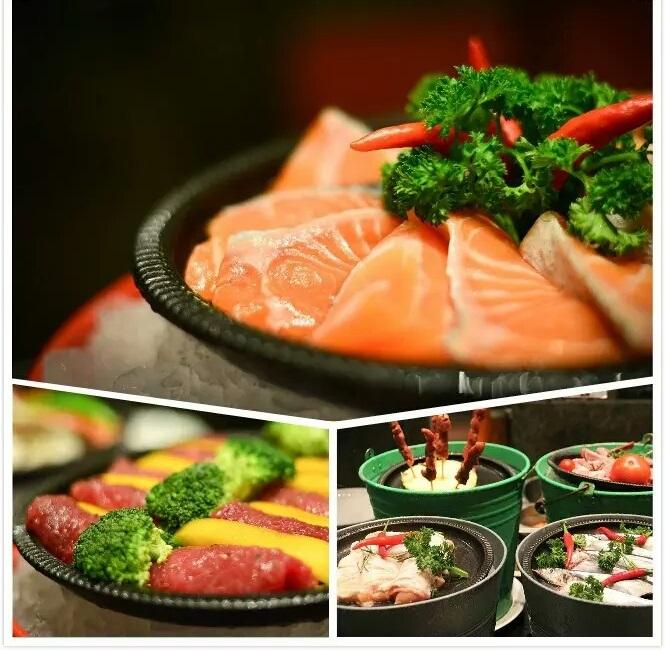 مهرجان المأكولات الصينية في فندق برج رافال كمبينسكي