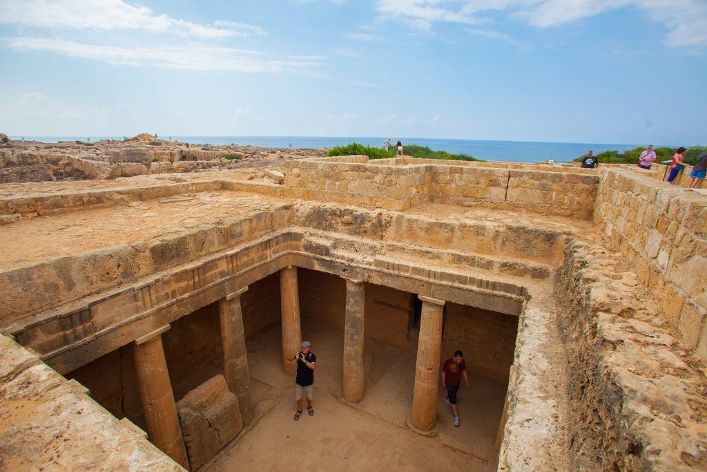 مدينة بافوس في قبرص