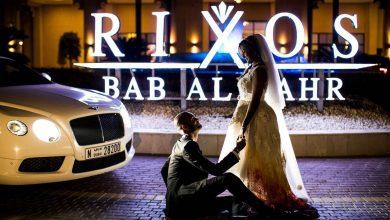 صورة خيارات حفلات الزفاف من منتجع ريكسوس باب البحر