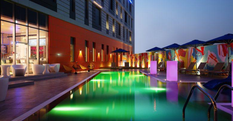 افتتاح فندق ألوفت دبي ساوث