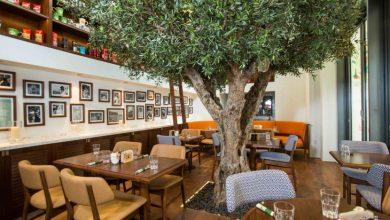 صورة نظرة على المقهى الأمريكي Urth Caffé في سيتي ووك