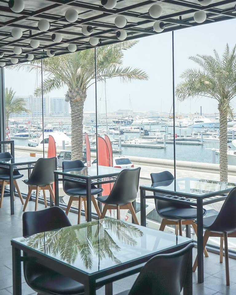 مطعم سفيرز للمأكولات اليابانية في دبي