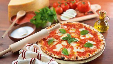 صورة عرض بيتزا المارغريتا من مطعم 800 بيتزا