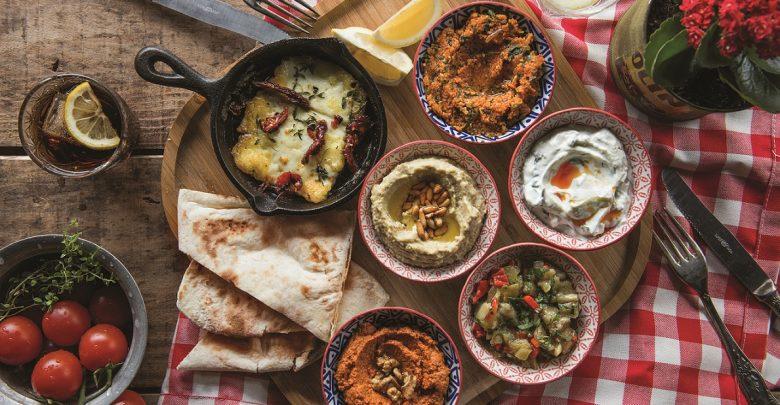 قائمة المأكولات التركية الجديدة من مطعم بيج شيفز