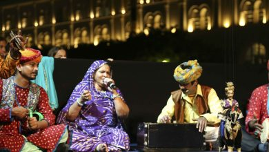 Photo of فعاليات الليلة الهندية في القصباء