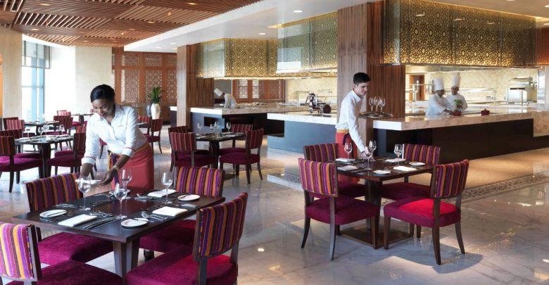 مطعم أرتيسان كتشن في فندق باب القصر