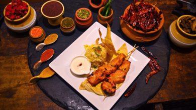صورة أطباق وأمسيات مطعم أشيانا خلال الموسم الجديد