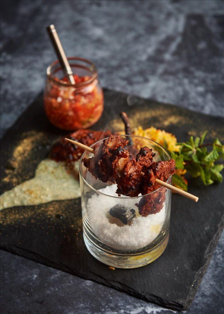 قائمة مأكولات جديدة من مطعم ثري إن وان