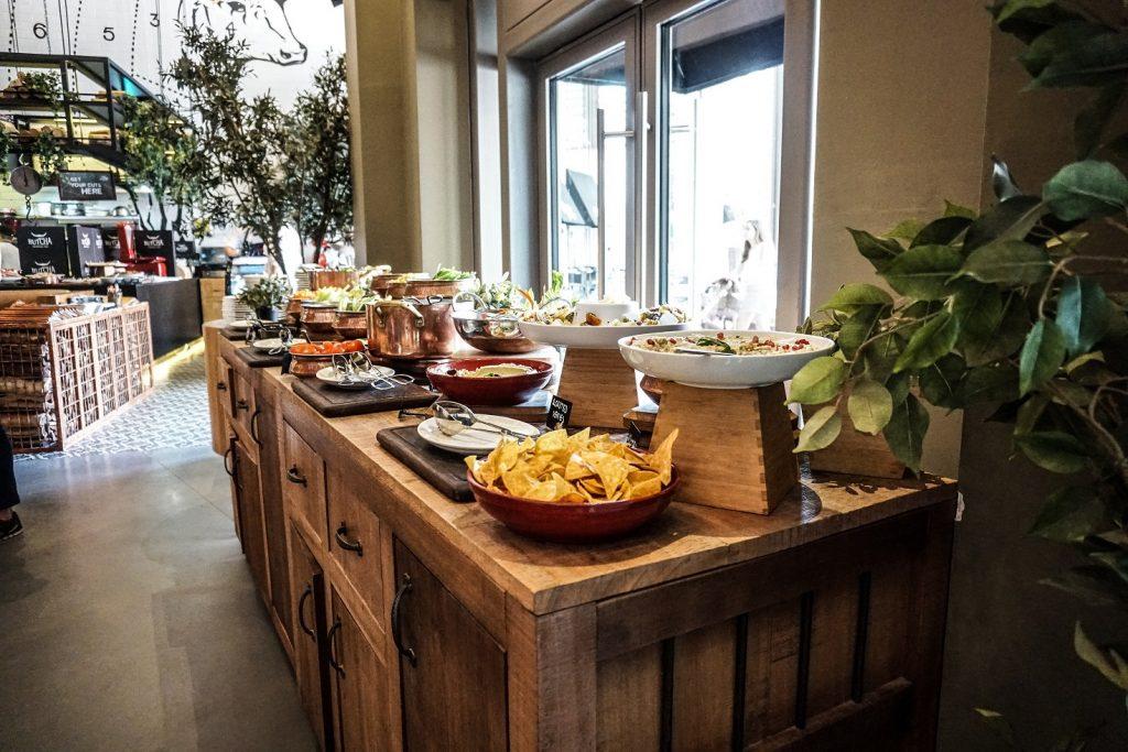 مطعم بوتشا ستيك هاوس أند غريل في ذا بييتش