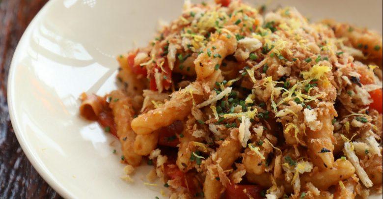 أطباق جديدة من مطعم تراتوريا توسكانا