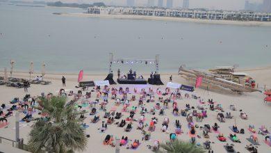 صورة فعالية كور بيتس خلال تحدي دبي للياقة 2018