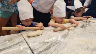 Photo of دروس طهي للصغار من سلسة مطاعم كارلوتشيوز في الإمارات