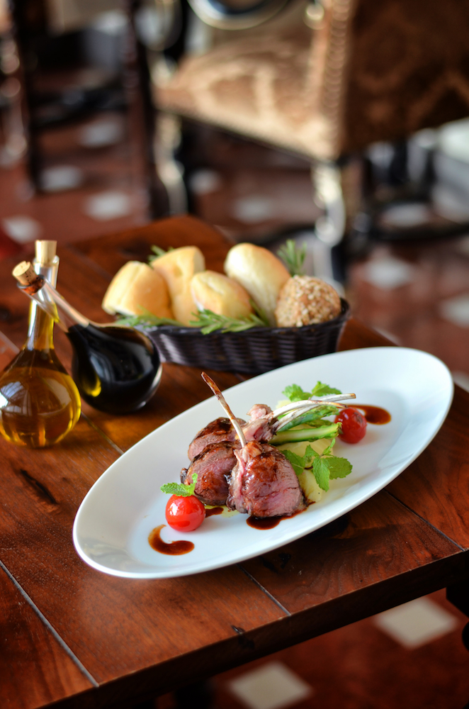 برنش السبت الإيطالي من مطعم فيلا توسكانا