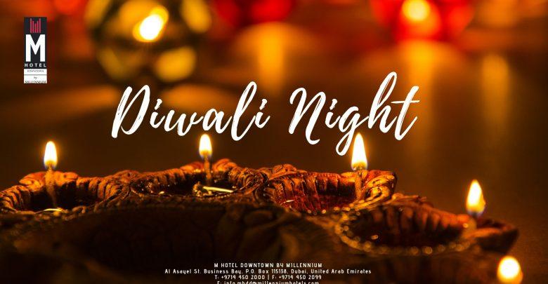 احتفالية مهرجان ديوالي للأضواء من مطعم ليمون بيبير