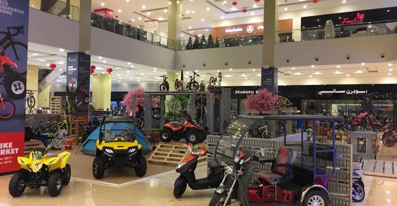 سوق الدراجات في سوق التنين 2