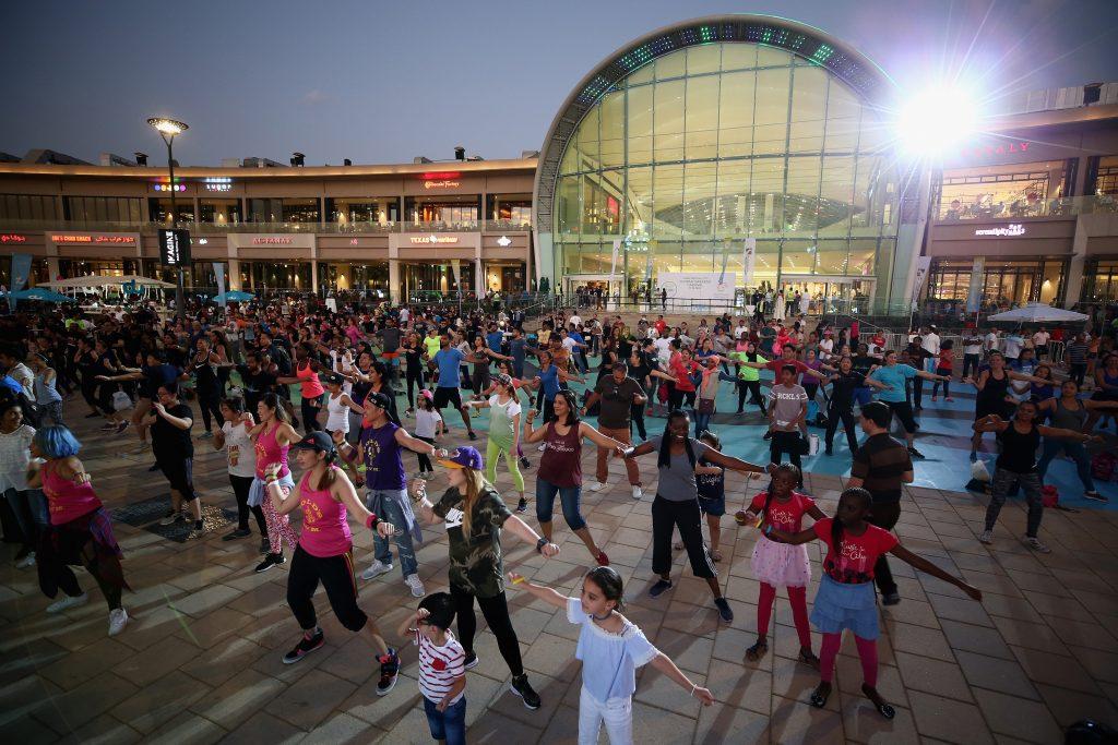 تحدي دبي للياقة 2018