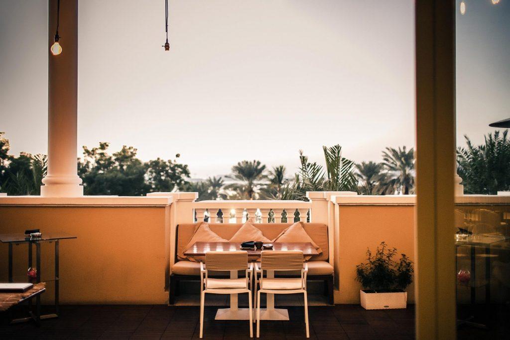 مطعم إل سور في فندق ويستن دبي الميناء السياحي