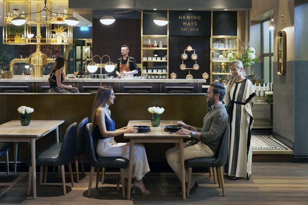 إعادة افتتاح مطعم ذا ميت كو بحلته الجديدة
