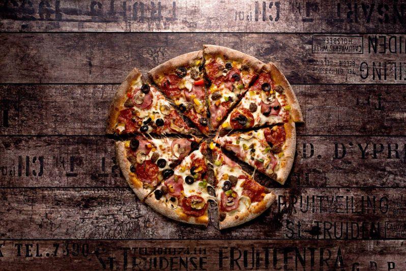 فريدوم بيتزا دبي Freedom Pizza Dubai