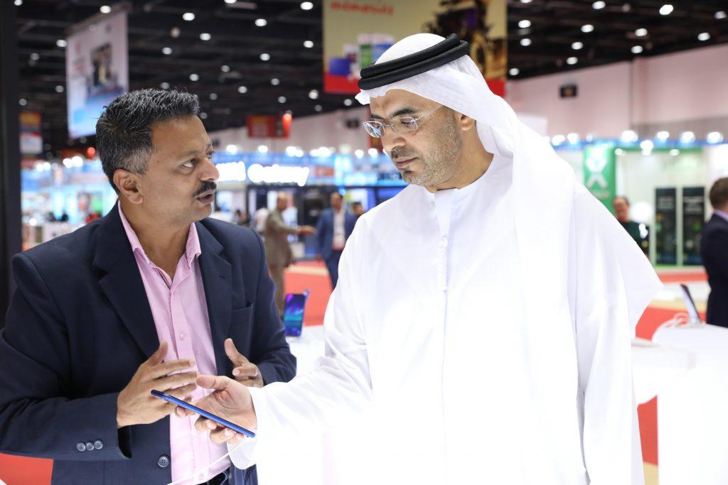 افتتاح النسخة الجديدة من معرض جيتكس شوبر في دبي