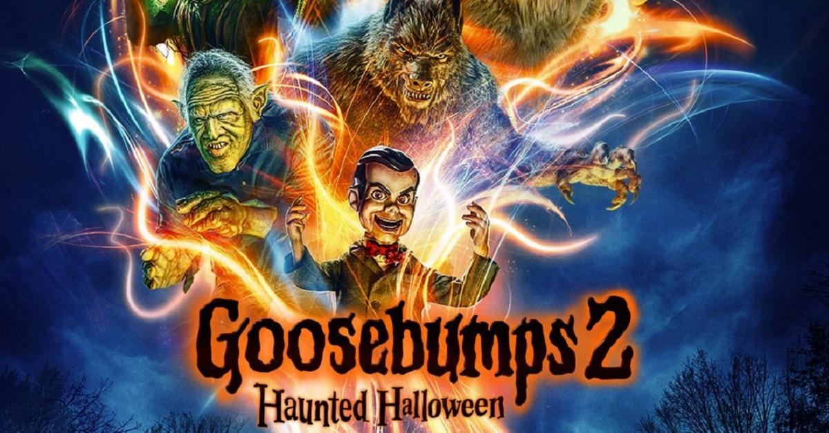 فيلم GOOSEBUMPS 2: HAUNTED HALLOWEEN
