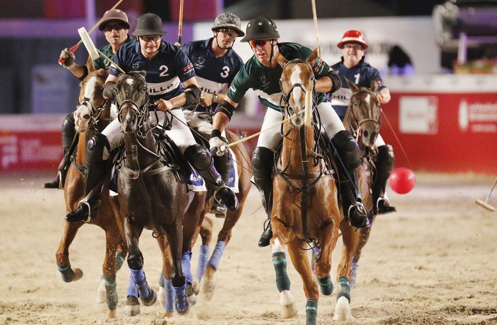فعاليات بطولة كأس بولو الشاطئ دبي 2018