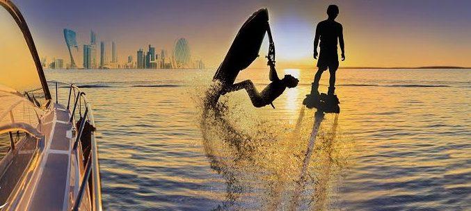 معرض أبوظبي الدولي للقوارب