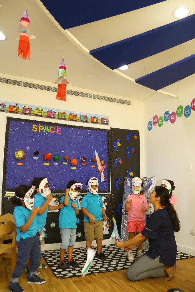 حضانة الأفق الدولية للأطفال في الموج مسقط