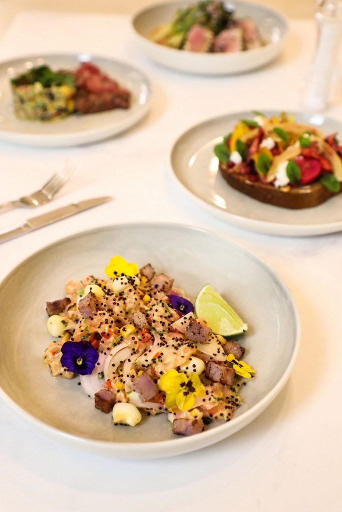 قائمة الأطباق الموسمية الجديدة من مطعم فلو