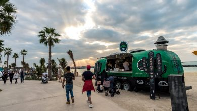 Photo of فعاليات تحدي دبي للياقة في لا مير