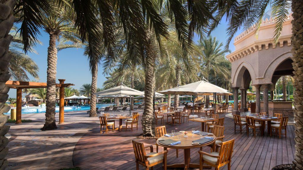برانش الجمعة العائلي من فندق قصر الإمارات