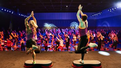 Photo of فعاليات النسخة الثالثة من معرض دبي لكمال الأجسام