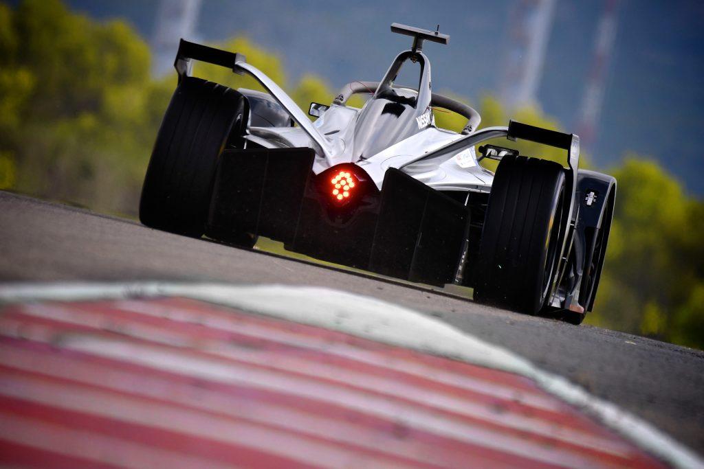 مشاركة نيسان في بطولة فورمولا إي للسيارات الكهربائية