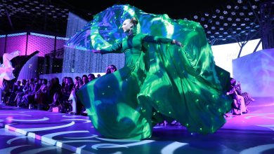 Photo of أيام دبي للموضة من مبادرة هلا بالصين