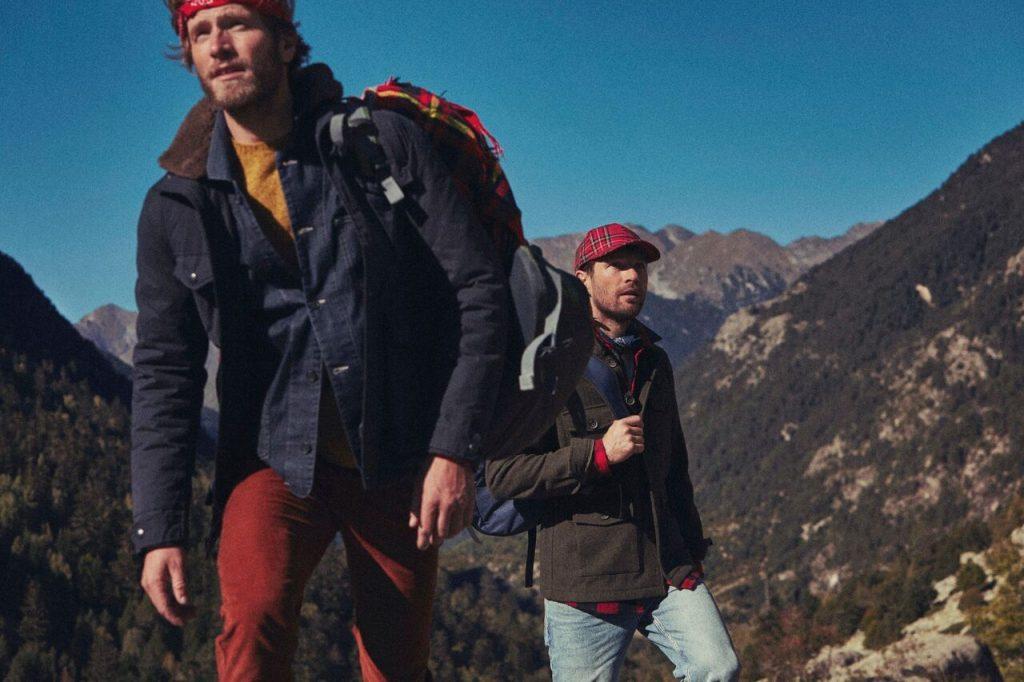 مجموعة Cold Mountain الرجالية من MANGO