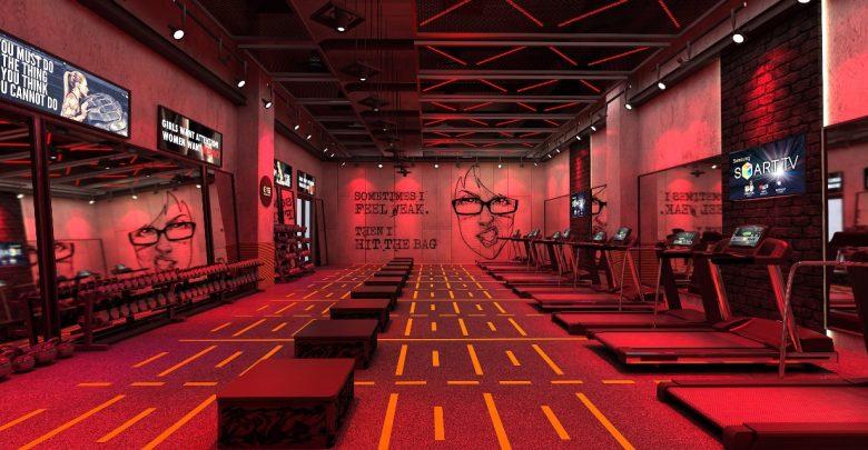 افتتاح صالة إنرجي بلس للياقة البدنية في قرية الفرسان