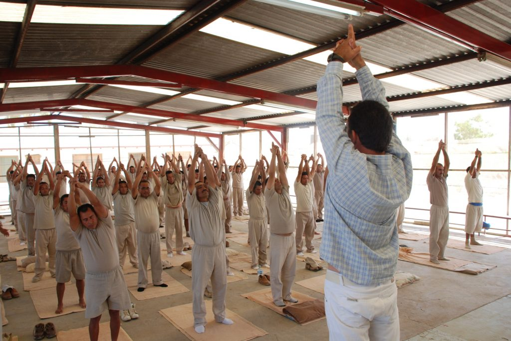 برنامج Prison SMART لمعالجة الصدمات النفسية للسجناء