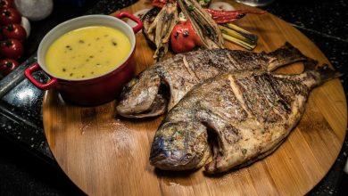 Photo of ثلاثاء المأكولات البحرية من مازينا في العنوان مرسى دبي