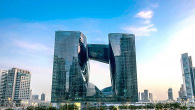 Photo of افتتاح أول مبنى من تصميم زها حديد في دبي