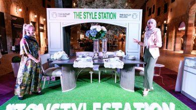 صورة منصة Style Station خلال ثالث عطلة نهاية أسبوع لها