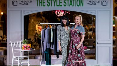 صورة جلسات أزياء تفاعلية جديدة في ذا أوتلت فيليدج