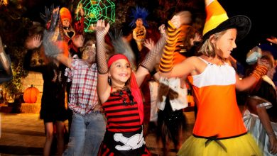 Photo of حفلة مهرجان الخريف من باونس أبوظبي مارينا مول