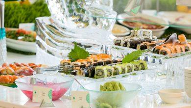 صورة برنش الجمعة من مطعم أوليا في منتجع سانت ريجيس السعديات