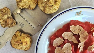 صورة قائمة موسم الكمأة من مطعم تشيبرياني