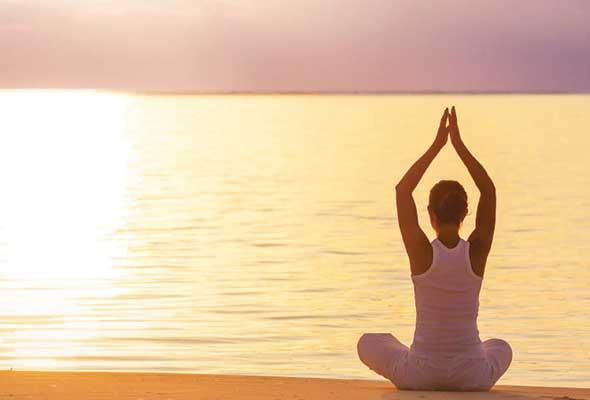 يوجا الغروب Sunset Yoga